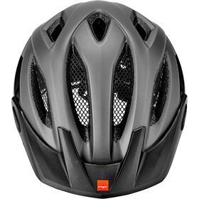 MET Crossover Helm gray/black